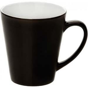 Mug conique noir ou blanc